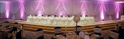 wedding backdrop with lights fairy light backdrop room draping entrance drapes window drapes