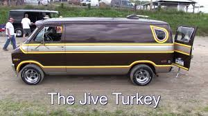 custom dodge vans the jive turkey custom 1976 dodge