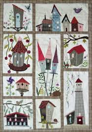 birdhouse quilt pattern 26 best birdhouse quilts images on pinterest appliques birdhouses