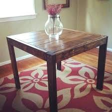 Diy Drop Leaf Table Small Rectangular Dining Table With Drop Leaf Very Attractive