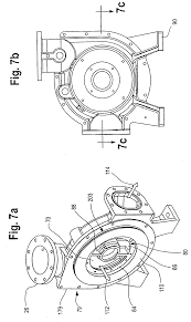 patent ep1892419a2 two stage conical liquid ring pump having