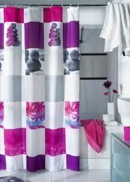 Bathtub Shower Curtain Ideas Contemporary Bathroom Shower Curtain Sets House Decor Ideas Bath