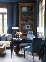 Rooms Decorated In Blue Best 25 Blue Office Decor Ideas On Pinterest Cute Office