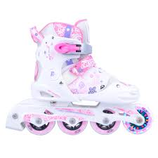 light up inline skates children s rollerblades worker diane led with light up wheels