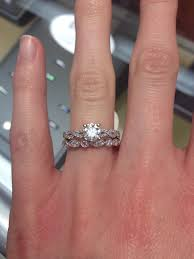 miranda lambert engagement ring post your mismatched sets u0026 rings with different mm widths