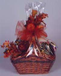 gift basket wrap basket business information