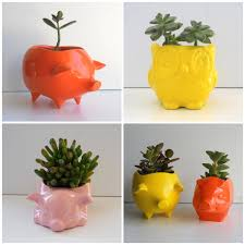 unique plant pots hello wonderful 11 bright and cheerful indoor plant ideas