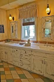 Overstock Vanity 12 Best Distressed Bathroom Vanities Images On Pinterest B