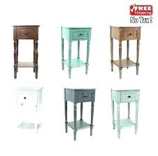 small wood end table small bedroom end tables bedroom end tables side table with charging