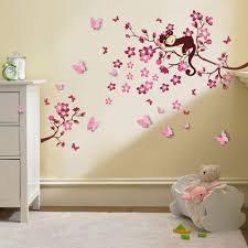 wall stickers uk wall art stickers kitchen wall stickers c2ww000070 com ws1010 3d butt pink ws5033 pink monkey