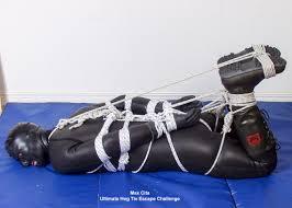 Challenge Tie Or Not Dr Mad Max Cita Escape Challenges Sensory Deprivation Strait