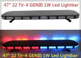 led emergency light bars cheap higher star 120cm 88w led car emergency lightbar strobe warning