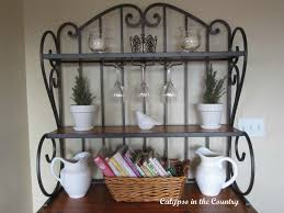 Decorating A Bakers Rack Ideas 100 Bakers Wine Rack 25 Best Bakers Rack Decorating Ideas