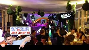 valencia nightlife guide hotel gabbana beach valencia spain video review youtube
