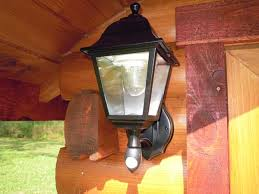 battery operated porch lights my trophy amish cabin 5 powered wall
