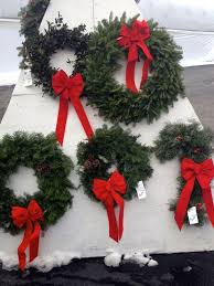 how to make a real wreath raise your garden musings