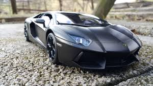 Lamborghini Aventador Green And Black - lamborghini aventador by welly nex 1 18 youtube