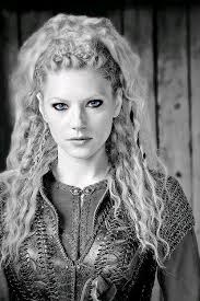 lagertha lothbrok hair braided lagertha eyes vikingsseason3 siglox pinterest lagertha