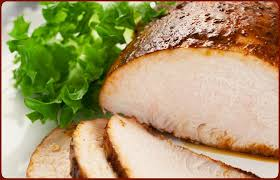 herbed smoke roasted turkey breast traeger grill recipes food