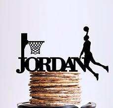 basketball cake topper custom name basketball cake topper sport cake topper
