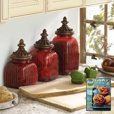 burgundy kitchen canisters best 25 kitchen accessories ideas on kitchen