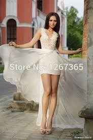 xgg003 latest beach short wedding dress 2015 bridal gown