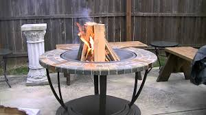 Fire Pit Backyard Designs by Exterior Design Exciting Backyard Design With Lowes Fire Pit And