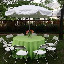 party rentals tables and chairs rent umbrella 60 inch table fort worth tx umbrella 60 inch