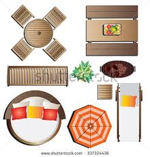 Patio Furniture Clips Outdoor Furniture Stock Images Royalty Free Images U0026 Vectors
