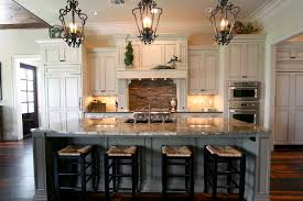 traditional kitchens with islands lights kitchen island home design and decorating