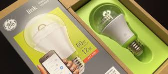 ge link light bulb review ge link led smart bulb at home in the future