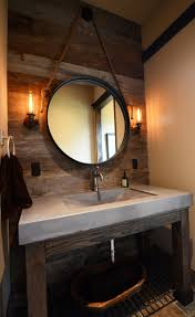Bathroom Sink Ideas Picture 3 Of 51 Rustic Bathroom Sink Ideas Barnwood