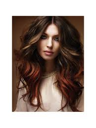 ombre and balayage indian remy clip in hair extensions od024