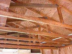 Insulation In Ceiling by How To Install Kraft Faced Fiberglass Insulation In A Garage