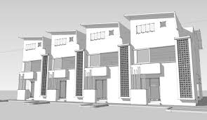 3 storey townhouse tomas o u0027malley architect bundaberg