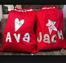 28 best diy santa sack images on sack ideas