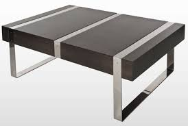 coffee tables mesmerizing stainless steel coffee table
