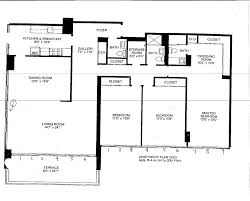 3 Bedroom Apartments In Philadelphia Pa by The Philadelphian 2401 Pennsylvania Avenue High Rise