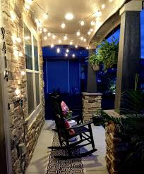 Front Porch Flag Pole Porch String Lights For The Screened Charleston Crafted 13 Outdoor