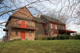 colonial farmhouses farmhouses of the brandywine valley pennsylvania old house
