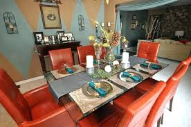 dining room table arrangements large dining table decor centerpiece ideas for dining room table