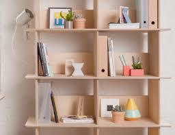 open desk linnea custom bookshelf gadget flow
