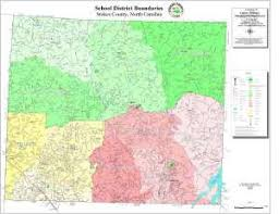 district maps gis arcmap data stokes county schools carolina
