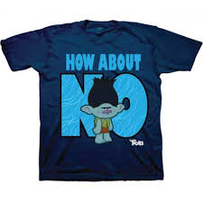 how about no trolls boys shirt trolls boys shirt