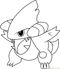 gible pokemon coloring pages images pokemon images