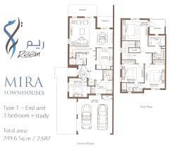 3 Bedroom Villa Floor Plans by Jvt 2 Bedroom Townhouse Floor Plan U2013 Home Plans Ideas