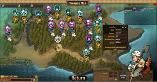 Naruto World Map by Treasure Map Ultimate Naruto Game Wiki Fandom Powered By Wikia