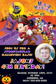 halloween birthday invites mickey mouse halloween invitations halloween party invitations