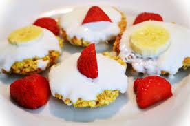 diy leckeres frühstück in 5 minuten haferflockentaler mit