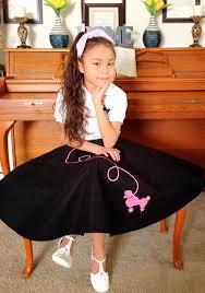 50s Halloween Costumes Poodle Skirts U0027s Perception U0026 Inspiration 1950 U0027s Poodle Skirt